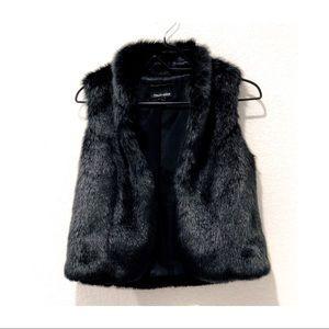 • Tinley Road • Faux Fur Vest